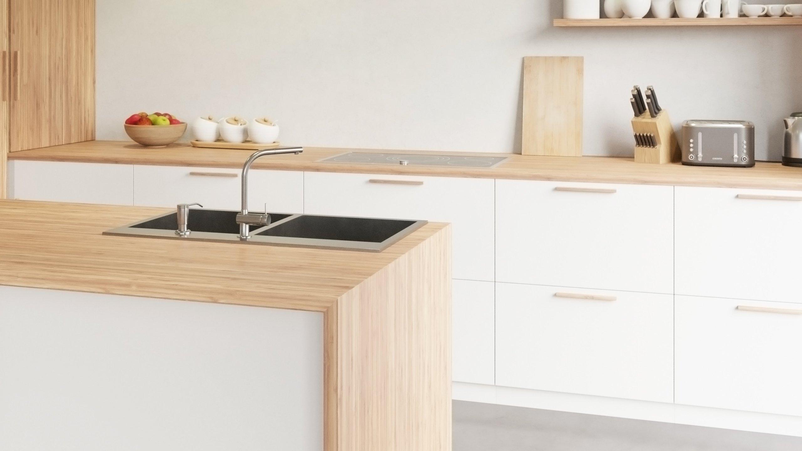 Blat bambusowy – idealne rozwiązanie do kuchni